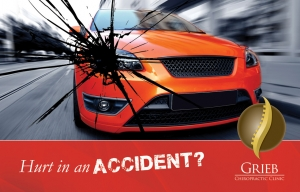Whiplash -- Hurt in an accident