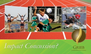 TMJ Disorder, Sports injury